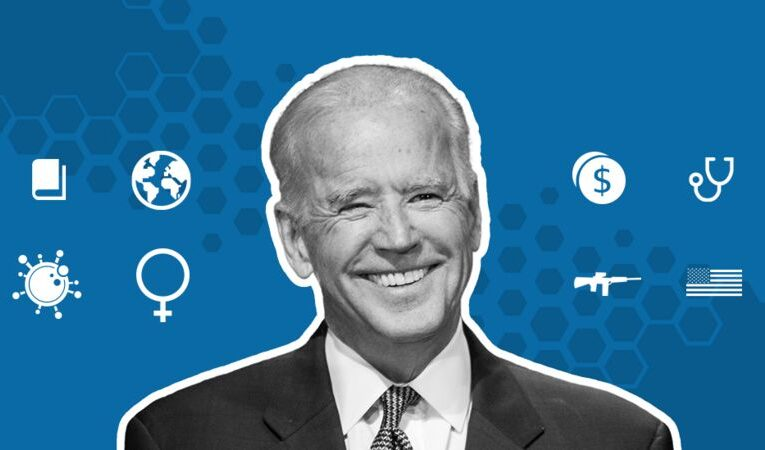 Joe Biden became president on his third try